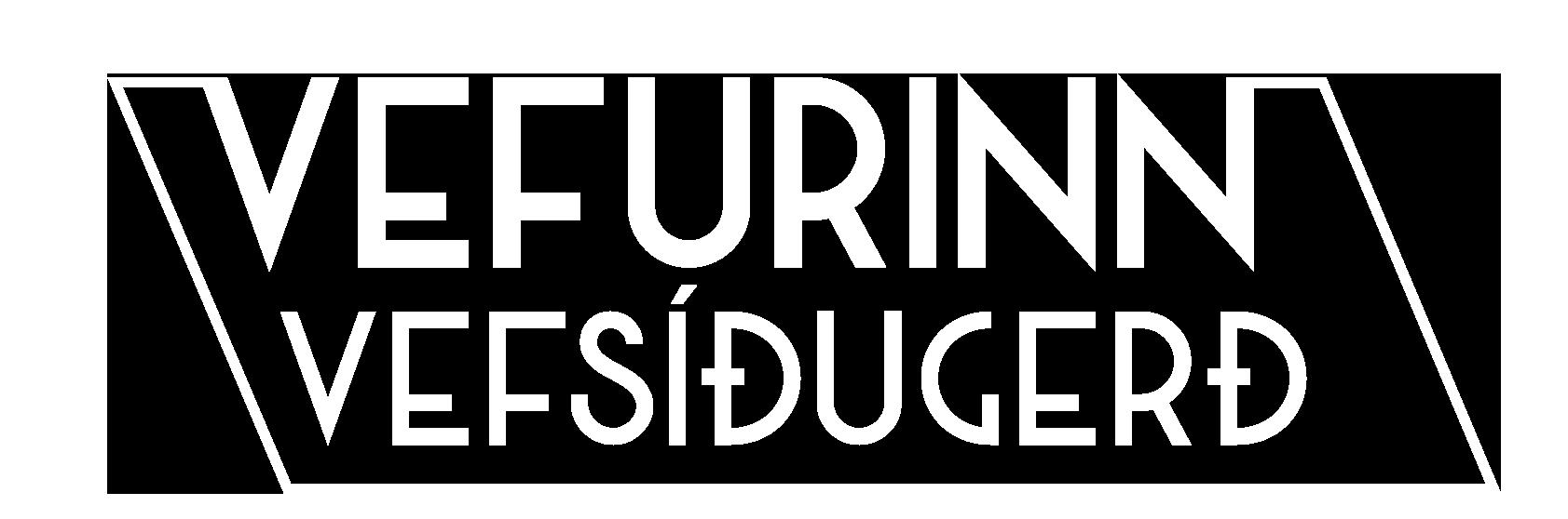 Vefurinn Vefsíðugerð